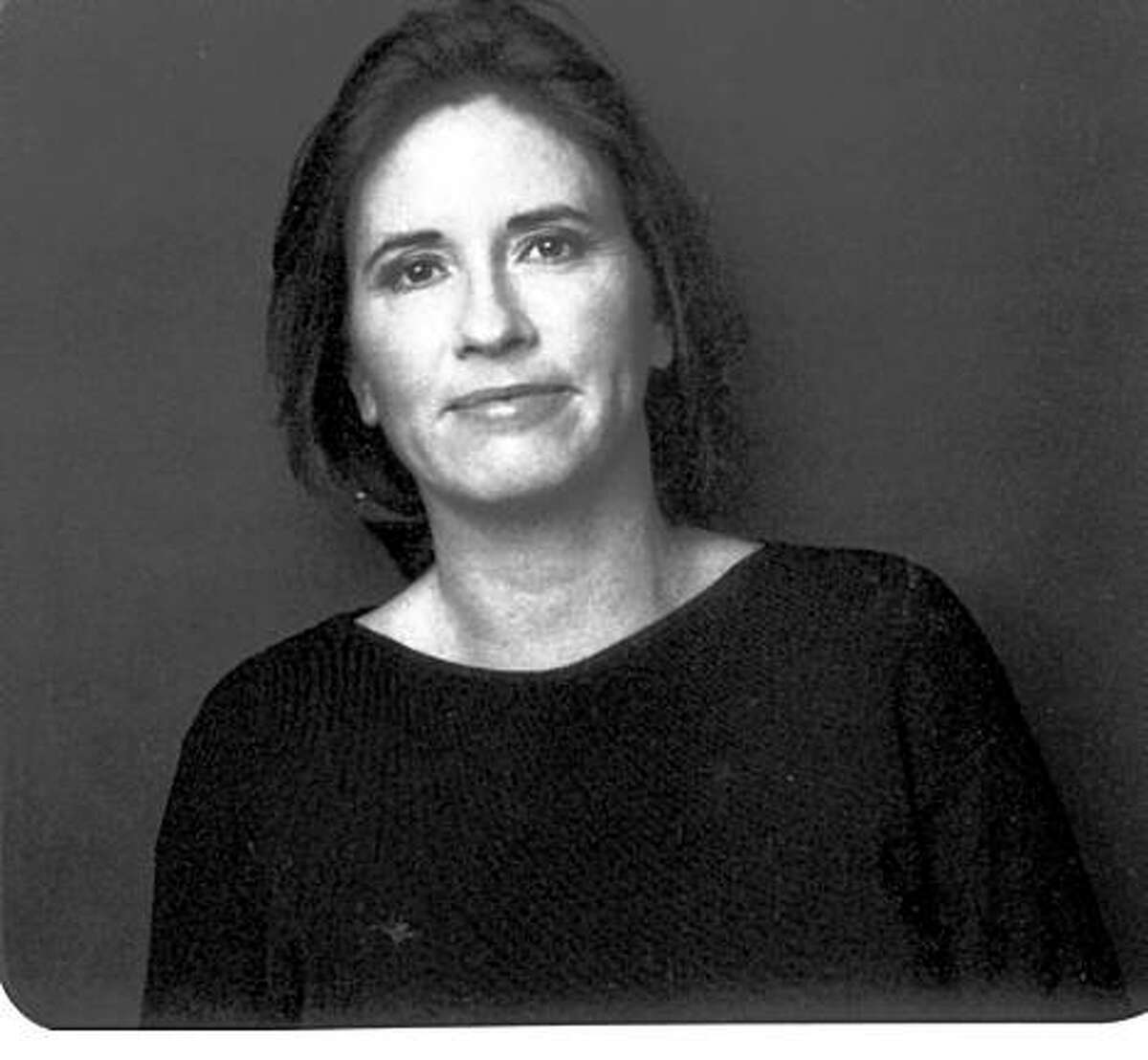 """dust jacket pic of author of """"a short history of women"""", kate walbert."""