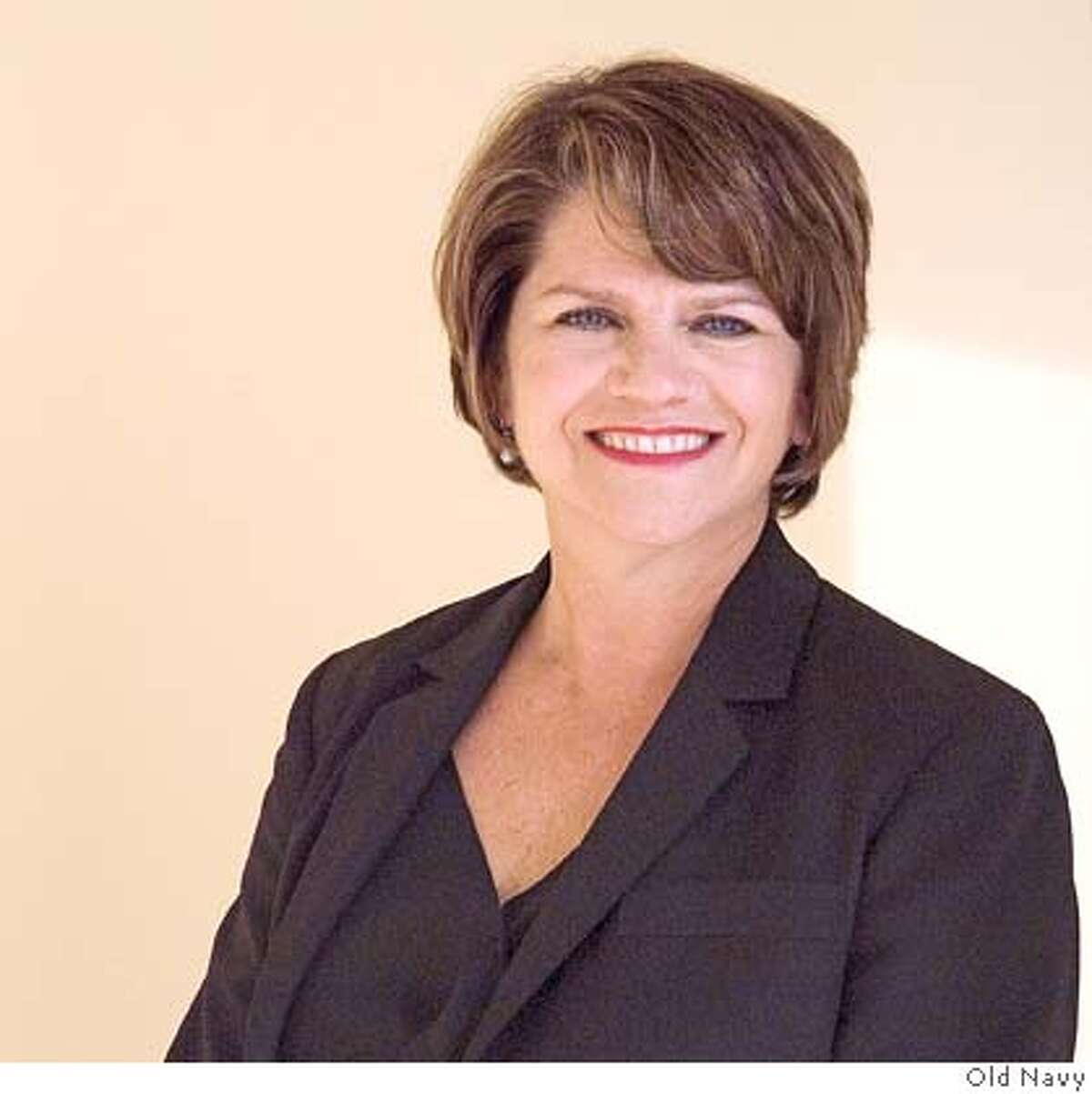 Photo of Dawn Robertson, new CEO of Old Navy.
