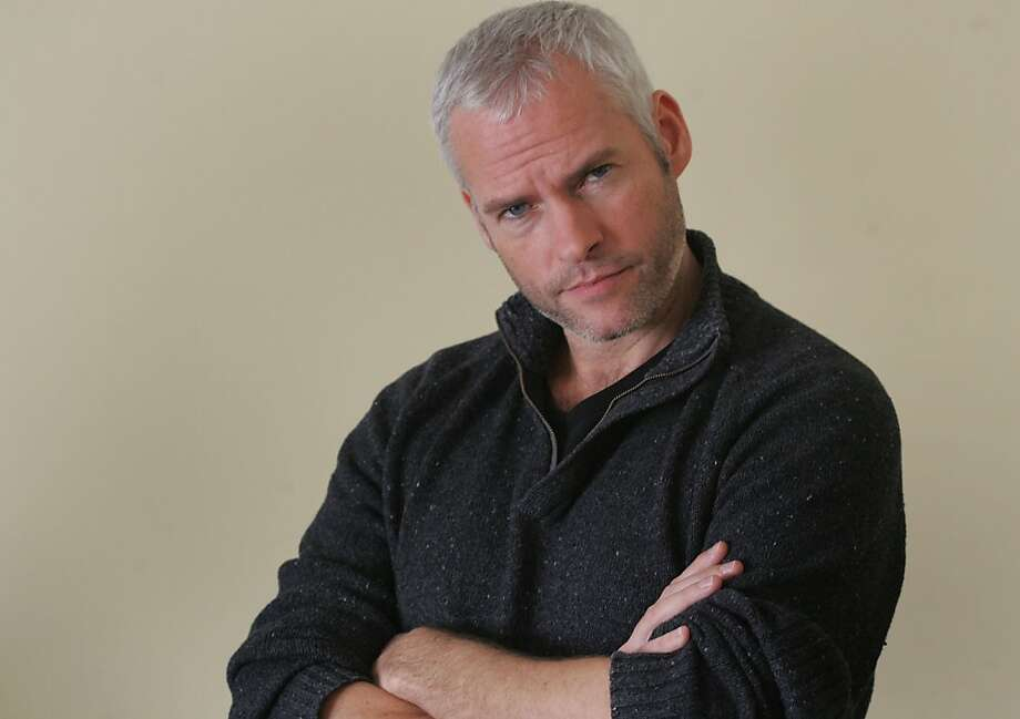 """In Bruges"" director Martin McDonagh (2008). Photo: Frederic Larson, The Chronicle"