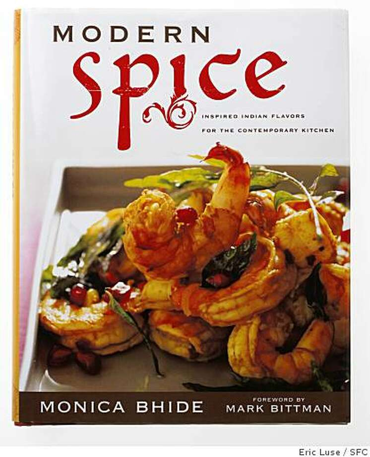 Modern Spice by Monica Bhide photographed on Wednesday, June 24, 2009. Photo: Eric Luse, SFC