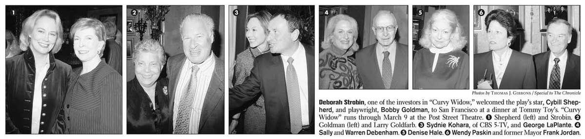 Deborah Strobin, one of the investors in