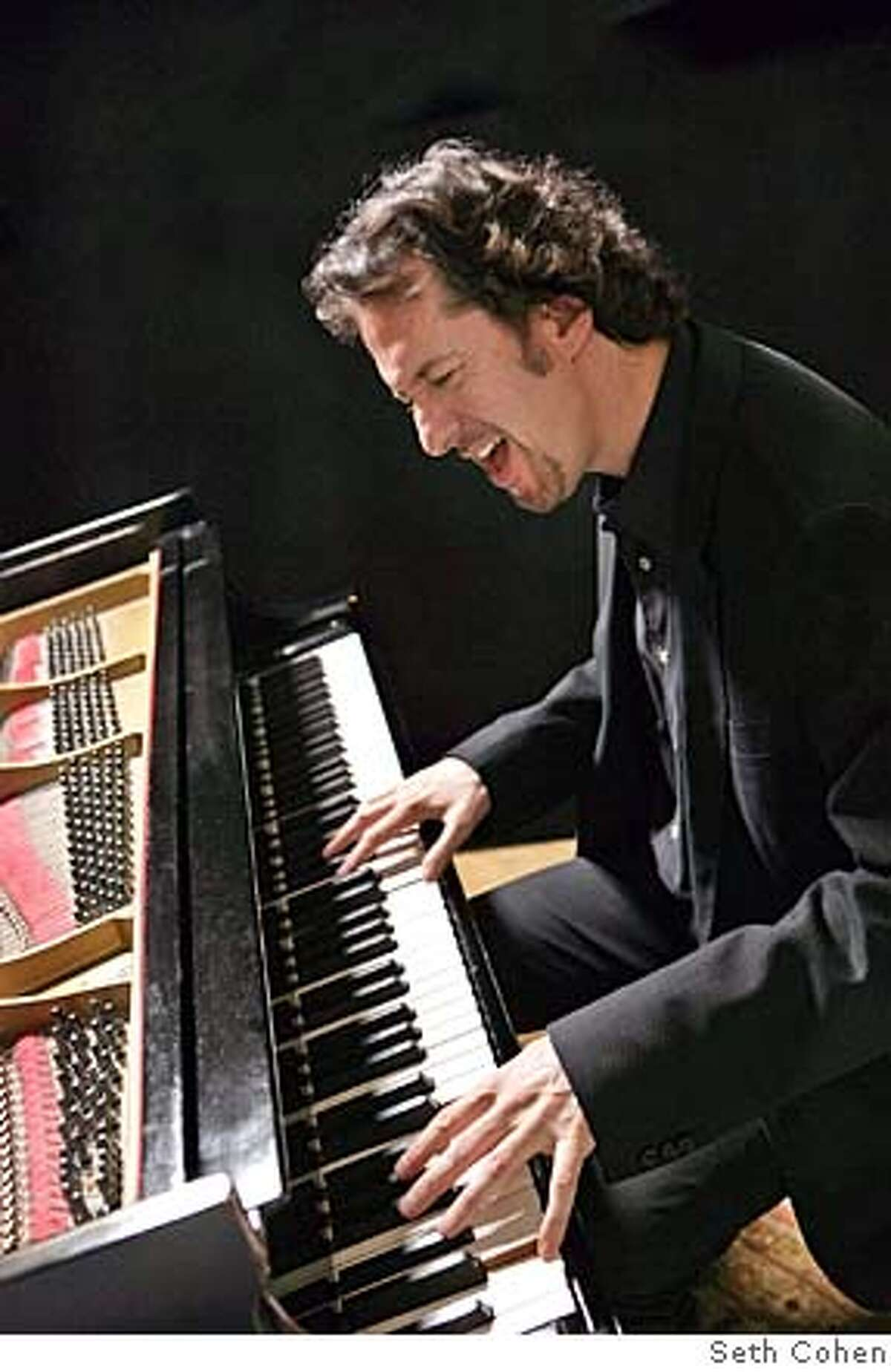 jazz pianist Michael Wolff will be coming to San Francisco on Feb 25 for a performance at Yoshi�s. The night before, on Feb 24, Wolff will perform in nearby Half Moon Bay, at Bach, Dancing, Dynamite Society.