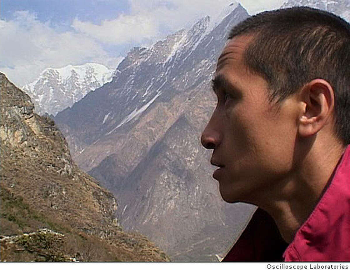Tenzin Zopa searches for the Unmistaken Child