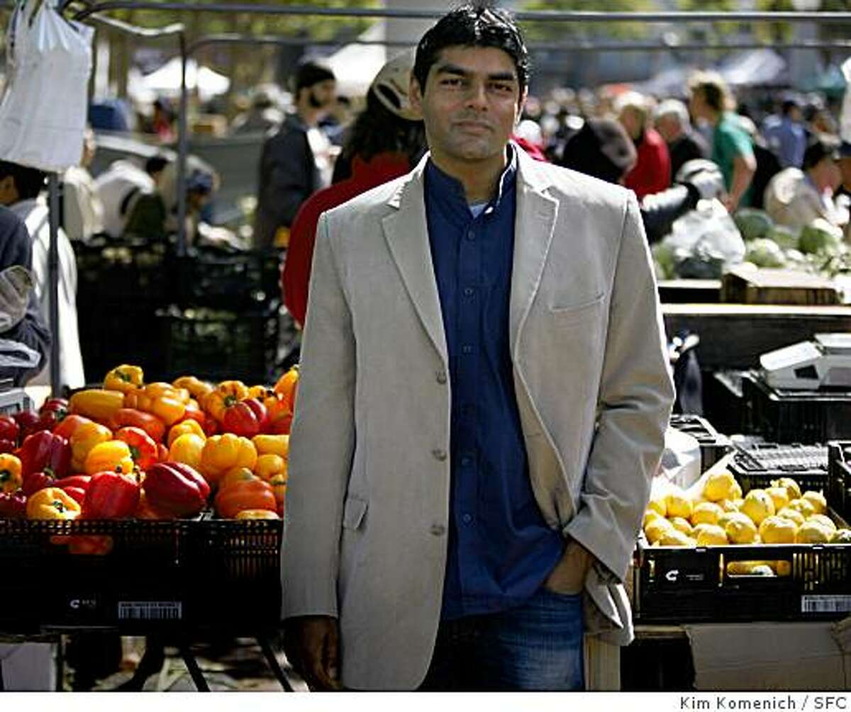 UC Berkeley food policy analyst Dr. Raj Patel has written a new book called