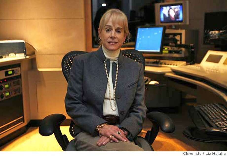 Local media exec, Chris Boskin was just named chairman of the Corporation for Public Broadcasting, the government entity that funds PBS and NPR. �2007, San Francisco Chronicle/ Liz Hafalia  MANDATORY CREDIT FOR PHOTOG AND SAN FRANCISCO CHRONICLE. NO SALES- MAGS OUT. Photo: Liz Hafalia