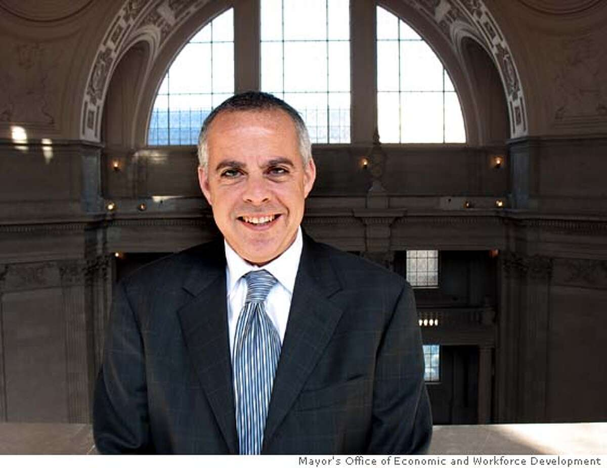 Member of the Transbay Joint Powers Authority Michael Cohen. Mayor's Office Economic and Workforce Development / Courtesy to The Chronicle Ran on: 09-09-2007 Jerry Hill Ran on: 02-05-2008 Michael Cohen is bullish on Lennar Corp.s new investor.