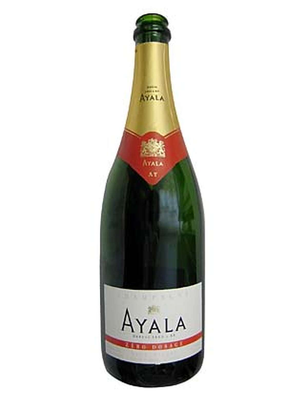 In Our Glasses: NV Ayala Champagne Zero Dosage