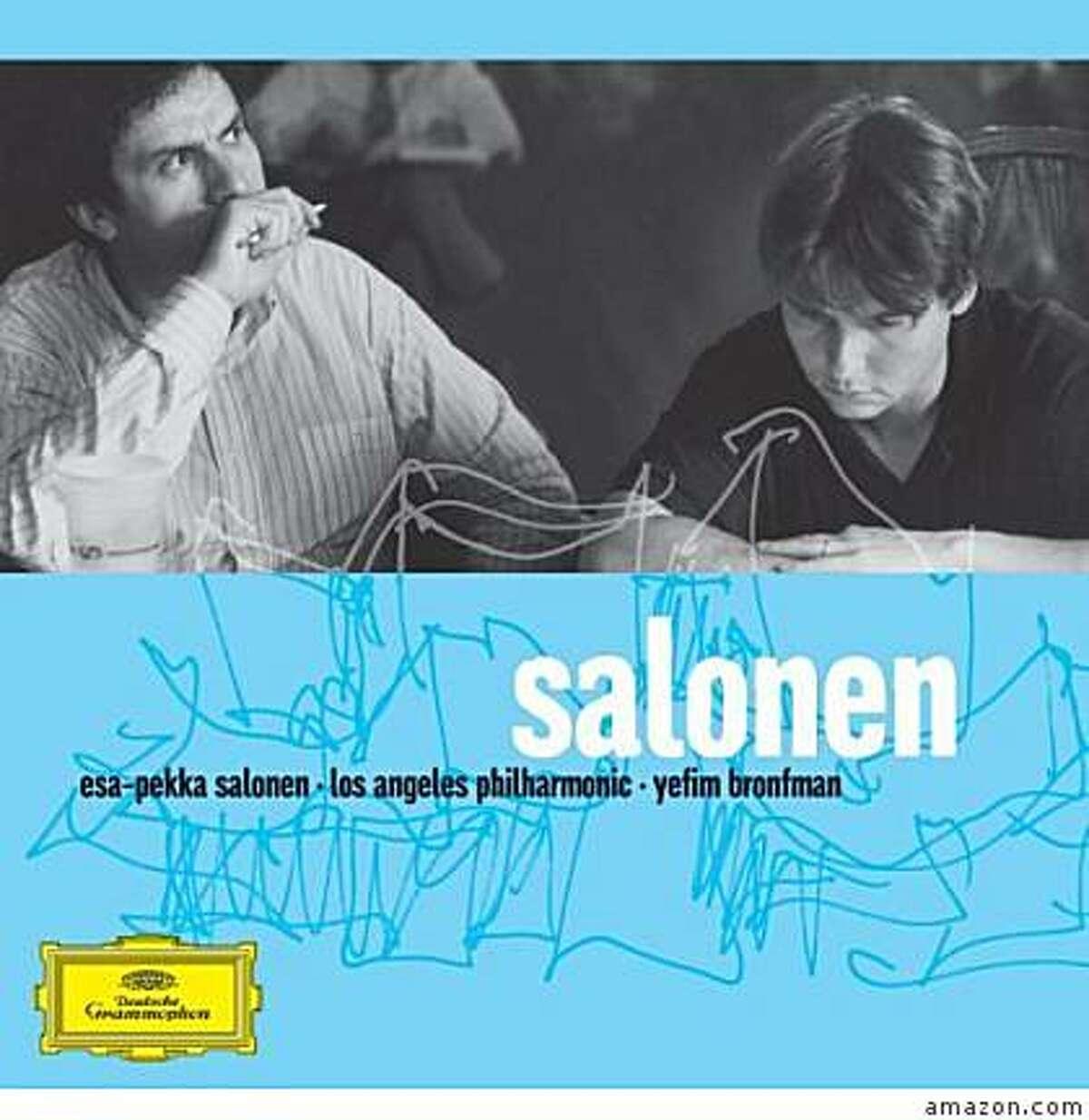 cd cover SALONEN