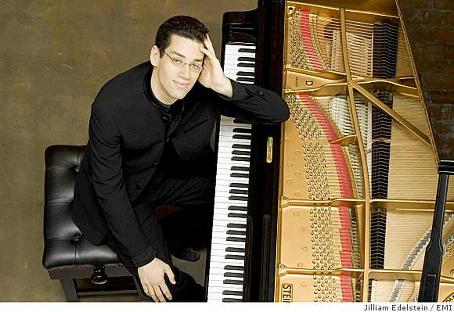 Jonathan Biss Ran on: 02-17-2008 Jonathan Biss says Mozart's Piano Concerto No. 22, which he'll play this week, was the first music he ever loved. Photo: Jilliam Edelstein / EMI