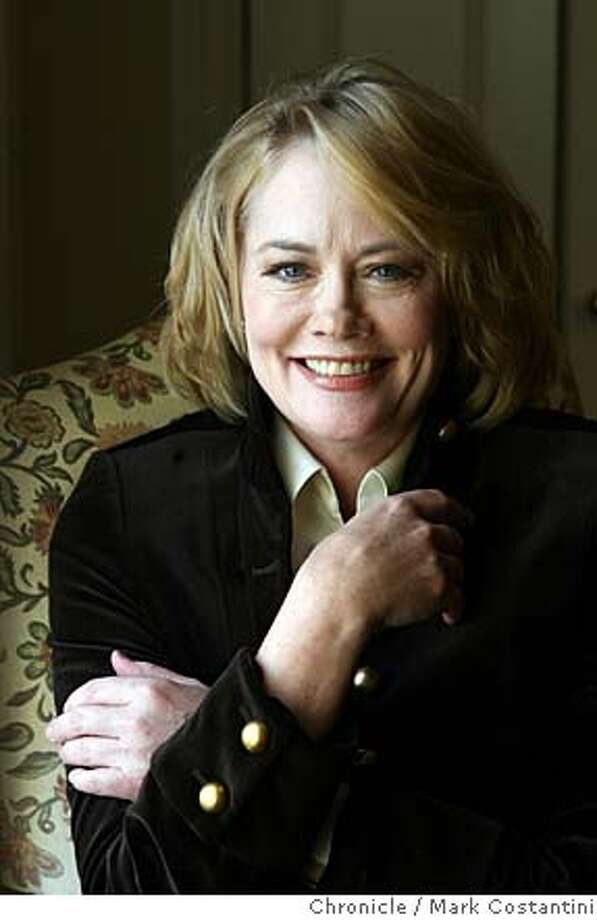"Portrait of actress Cybill Shepherd is starring in a one-woman show called ""Curvy Widow'' at the Post Street Theater. Mark Costantini / The Chronicle Photo taken on 1/12/08, in San Francisco, CA, USA MANDATORY CREDIT FOR PHOTOG AND SAN FRANCISCO CHRONICLE/NO SALES-MAGS OUT Photo: Mark Costantini"