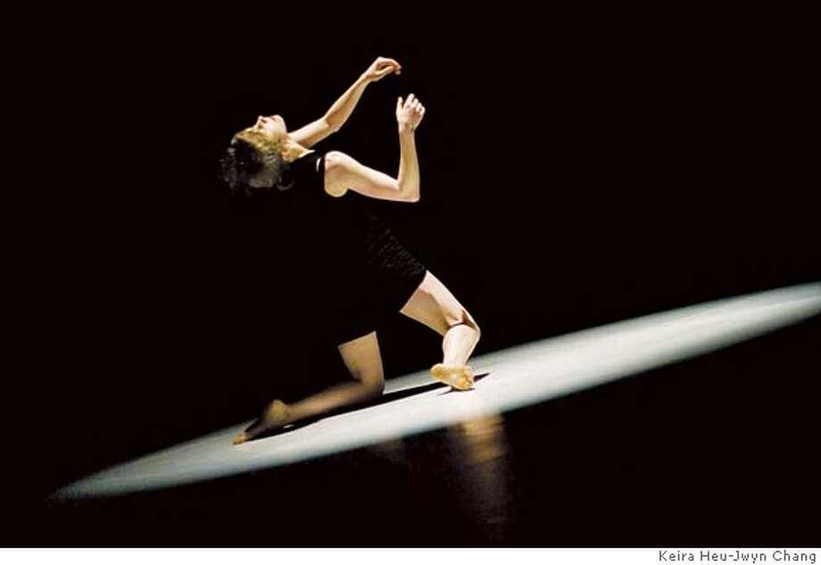 Dancer: Leslie Schickel in Yia Yia, July 2007, Berlin, Germany  Photographer: Keira Heu-Jwyn Chang Photo: Keira Heu-Jwyn Chang