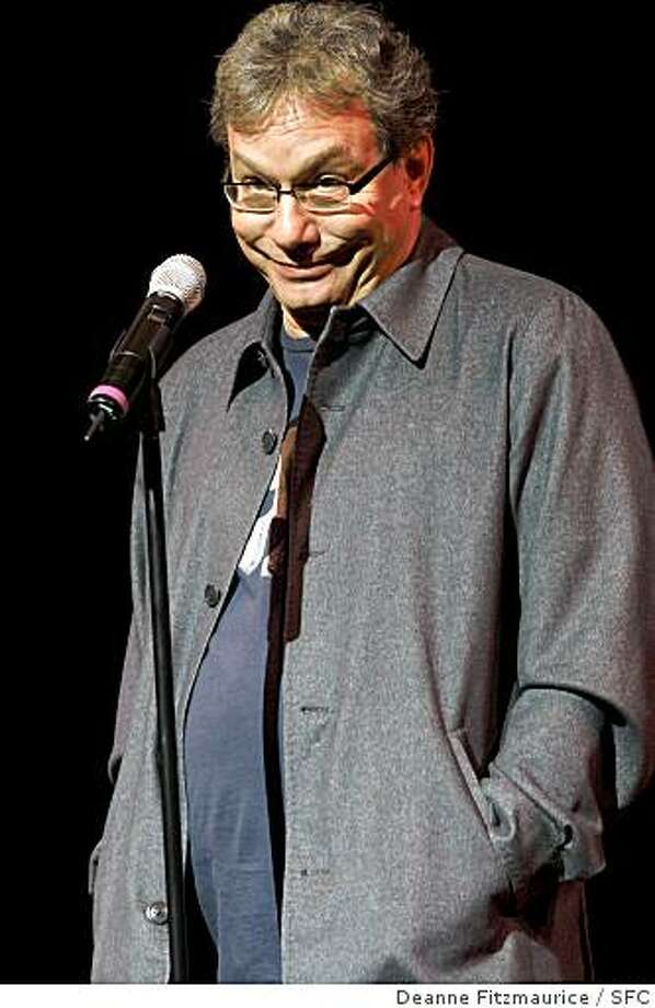 Lewis Black Photo: Deanne Fitzmaurice, SFC
