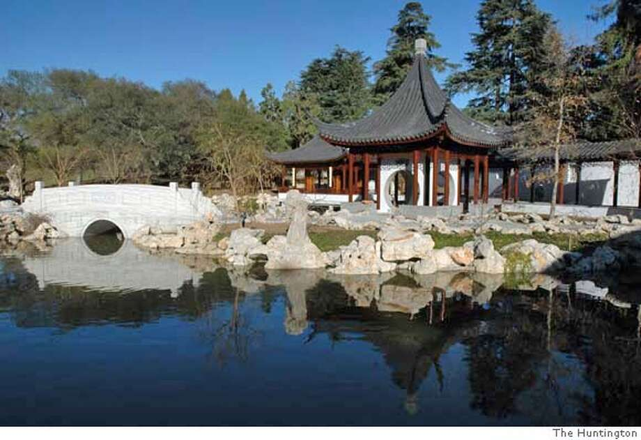 Poetic Chinese Garden To Open At Huntington