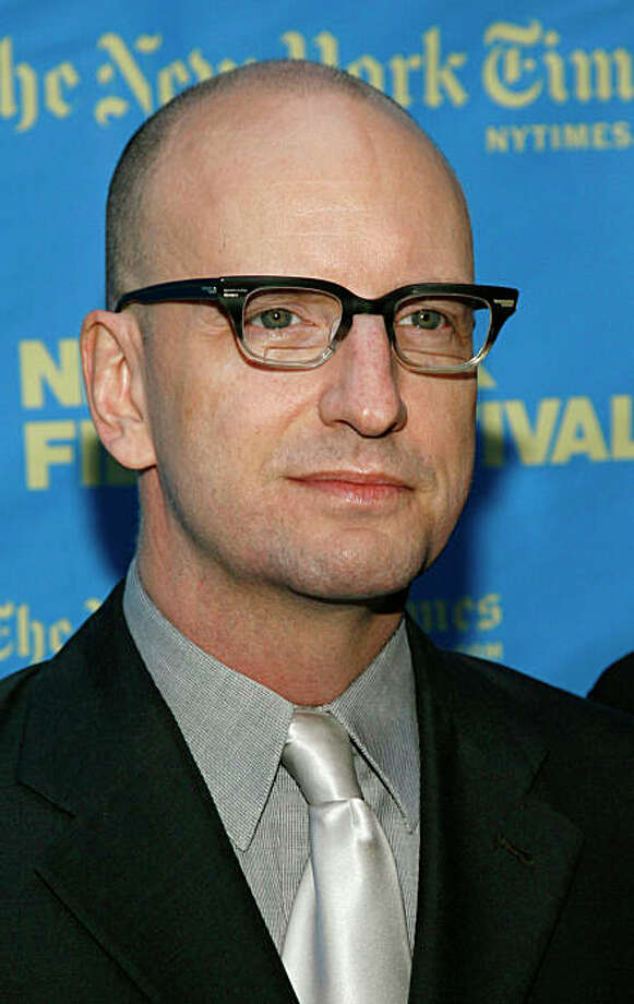 "In this Oct. 7, 2008 file photo, director Steven Soderbergh arrives to the New York Film Festival screening of the film ""Che"", in New York. Photo: Stuart Ramson, AP / ONLINE_CHECK"