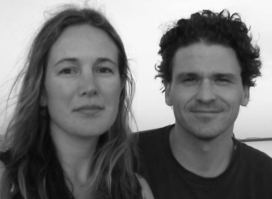 Vendela Vida and Dave Eggers Photo: Mcsweeney's