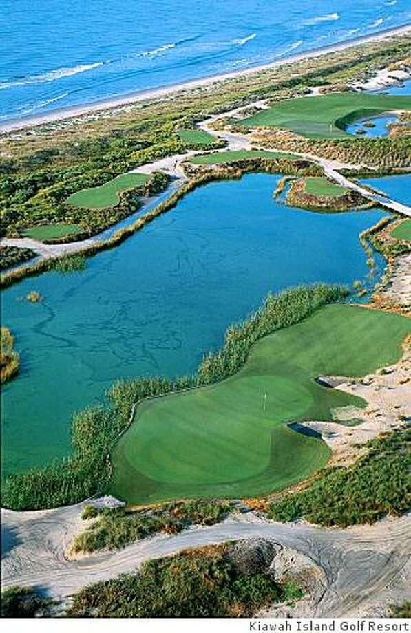 Kiawah Island Golf Resort Course 17 Photo: Kiawah Island Golf Resort