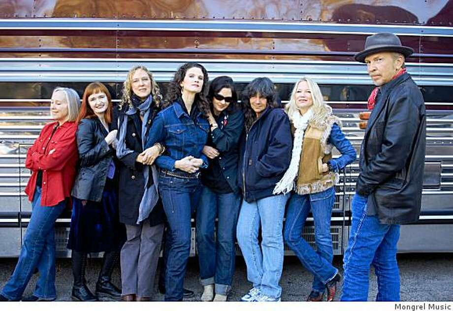 Dave Alvin and the Guilty Women perform June 26 at the Great American Music Hall Photo: Mongrel Music