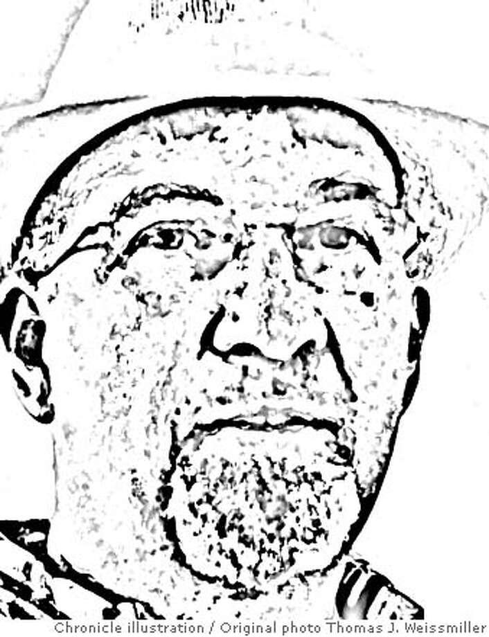 Thomas J. Weissmiller. Chronicle photo illustration