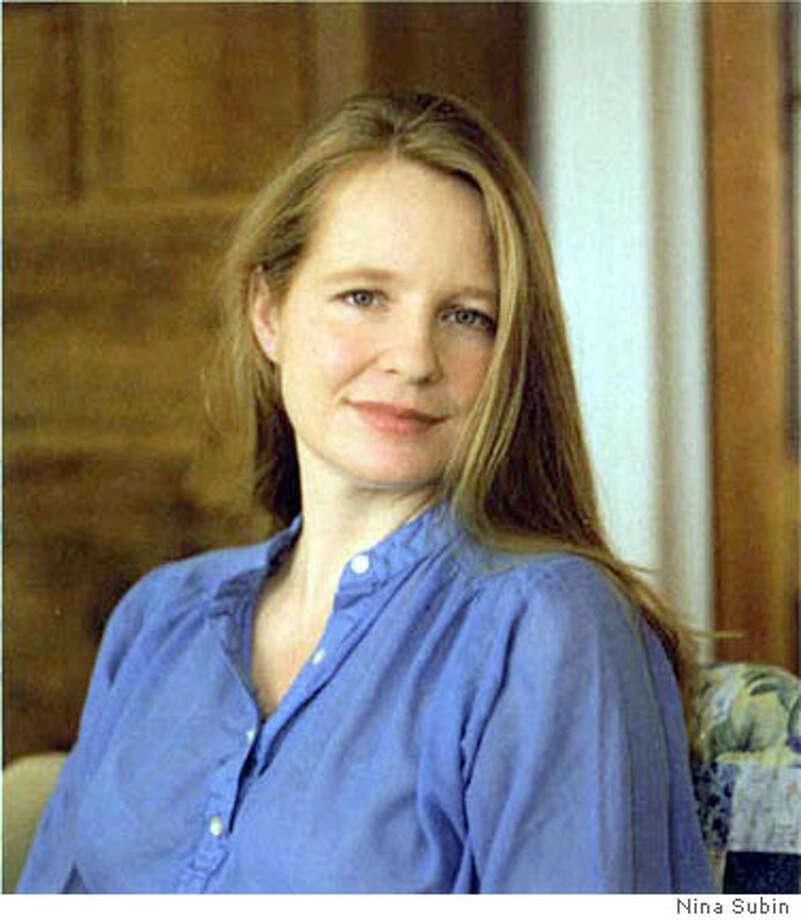 Samantha Hart  Ran on: 02-03-2008  Samantha Hunt won a National Book Foundation Award in 2006 for her novel &quo;The Seas.&quo; Photo: Nina Subin