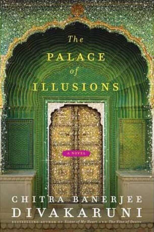 The Palace of Illusions: A Novel (Hardcover)  by Chitra Banerjee Divakaruni (Author) Photo: -