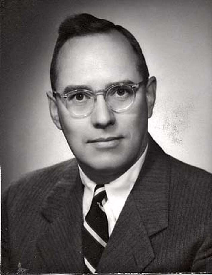 Undated handout image of Andrew Orrick, the San Francisco attorney who headed the firm Orrick, Herrington & Sutcliffe and was an Eisenhower appointee to the Securities and Exchange Commission from 1955 to 1960. Died Jan. 27. Family Handout / Photo: Family Handout