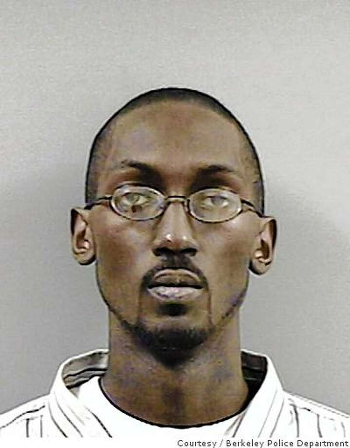 20-year-old Brandon Lamar Crowder of Berkeley has been charged with murder in the 2006 shooting death of an Oakland man who died while seeking help at a UC Berkeley sorority. Courtesy of the Berkeley Police Department Photo: Courtesy, Berkeley Police Department