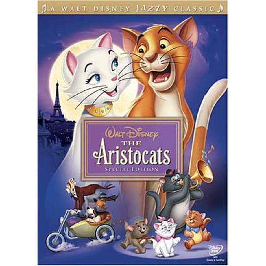 dvd cover ARISTOCATS: SPECIAL EDITION Photo: Walt Disney Video