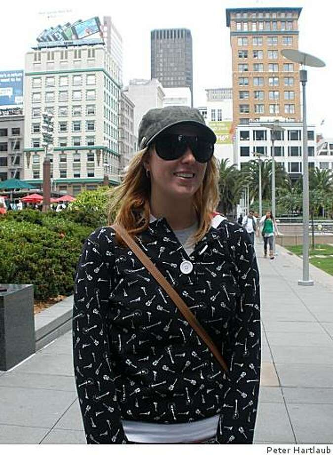 Katie Macinnes Photo: Peter Hartlaub