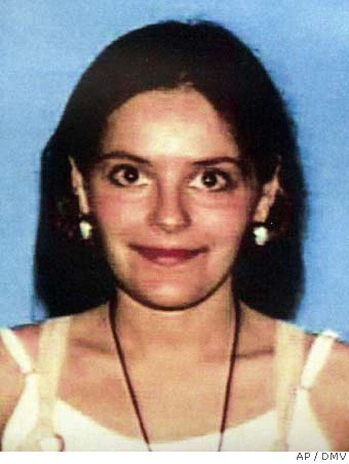 ** FILE ** Nina Reiser is seen in this 1999 California DMV photo. (AP Photo/DMV photo via The Oakland Tribune)  Ran on: 12-18-2007  Hans Reiser  Ran on: 12-18-2007  Hans Reiser  Ran on: 12-19-2007  Hans Reiser  Ran on: 12-19-2007  Hans Reiser  Ran on: 12-19-2007  Hans Reiser  Ran on: 12-19-2007 Ran on: 01-18-2008  Hans Reiser On trial  Ran on: 01-18-2008 Ran on: 01-18-2008 NO SALES MAGS OUT NO INTERNET MANDATORY CREDIT 1999 FILE PHOTO, ADVANCE FOR USE MONDAY, NOV. 5, 2007 Photo: AP