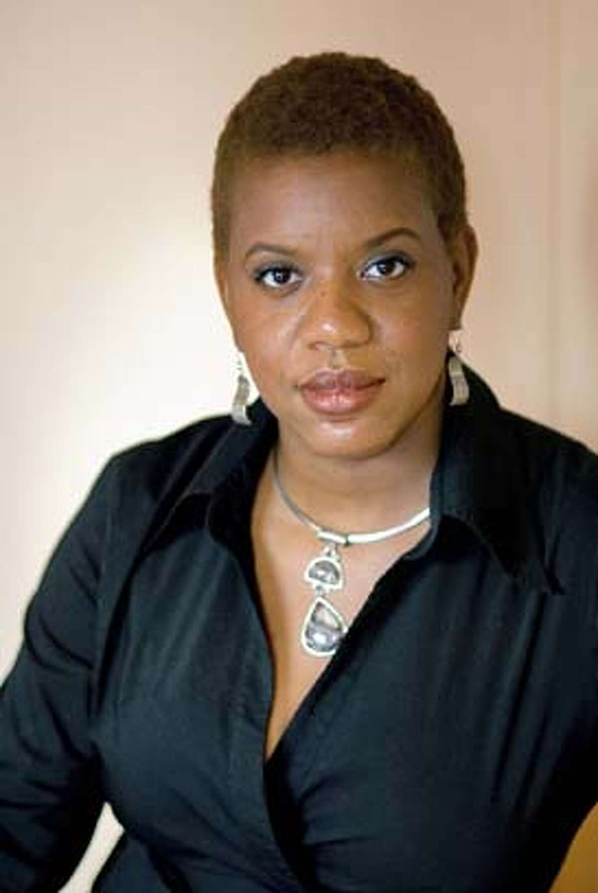 LaShonda Katrice Barnett, author of