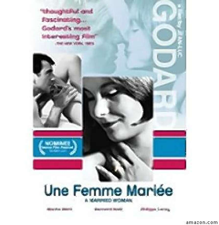 dvd cover UNE FEMME MARIEE Photo: Amazon.com