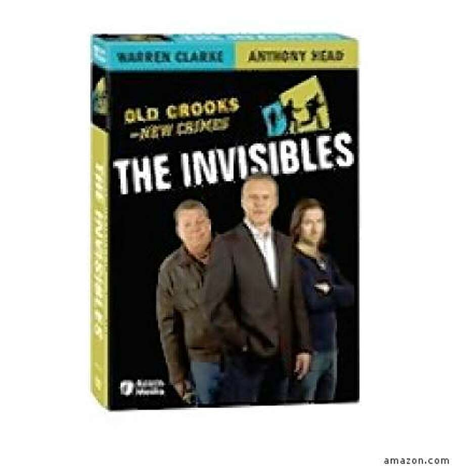 dvd cover THE INVISIBLES Photo: Amazon.com
