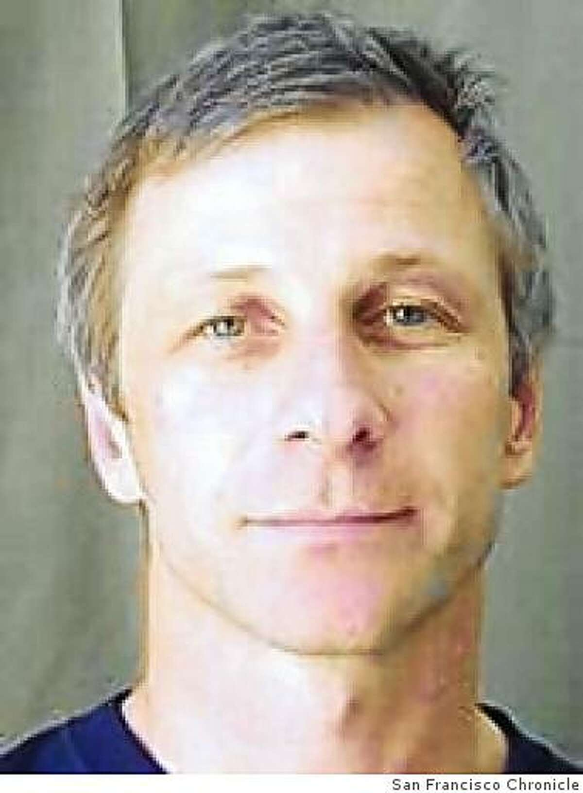 Mark Pendleton, 49, a Chronicle electrician who was killed by a hit-and-run driver while riding his bicycle near Port Costa on Nov. 24, 2008.