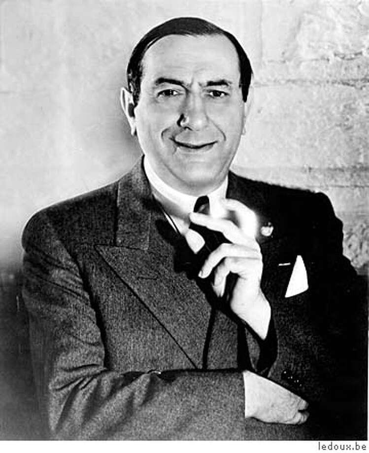 Ernst Lubitsch Photo: Ho