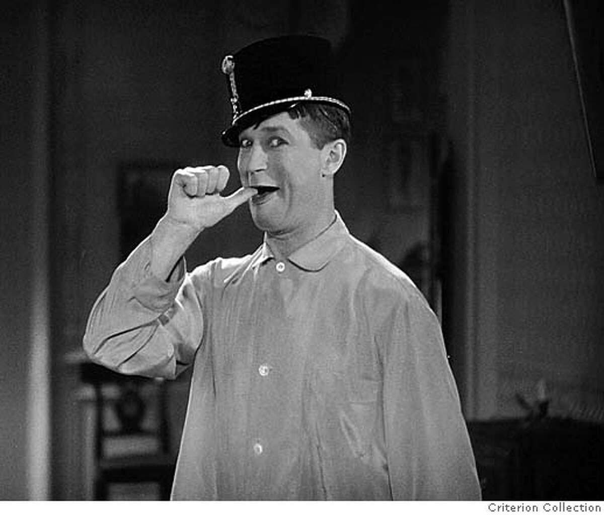 "Maurice Chevalier in Ernst Lubitsch's musical ""The Smiling Lieutentant"" 1931"