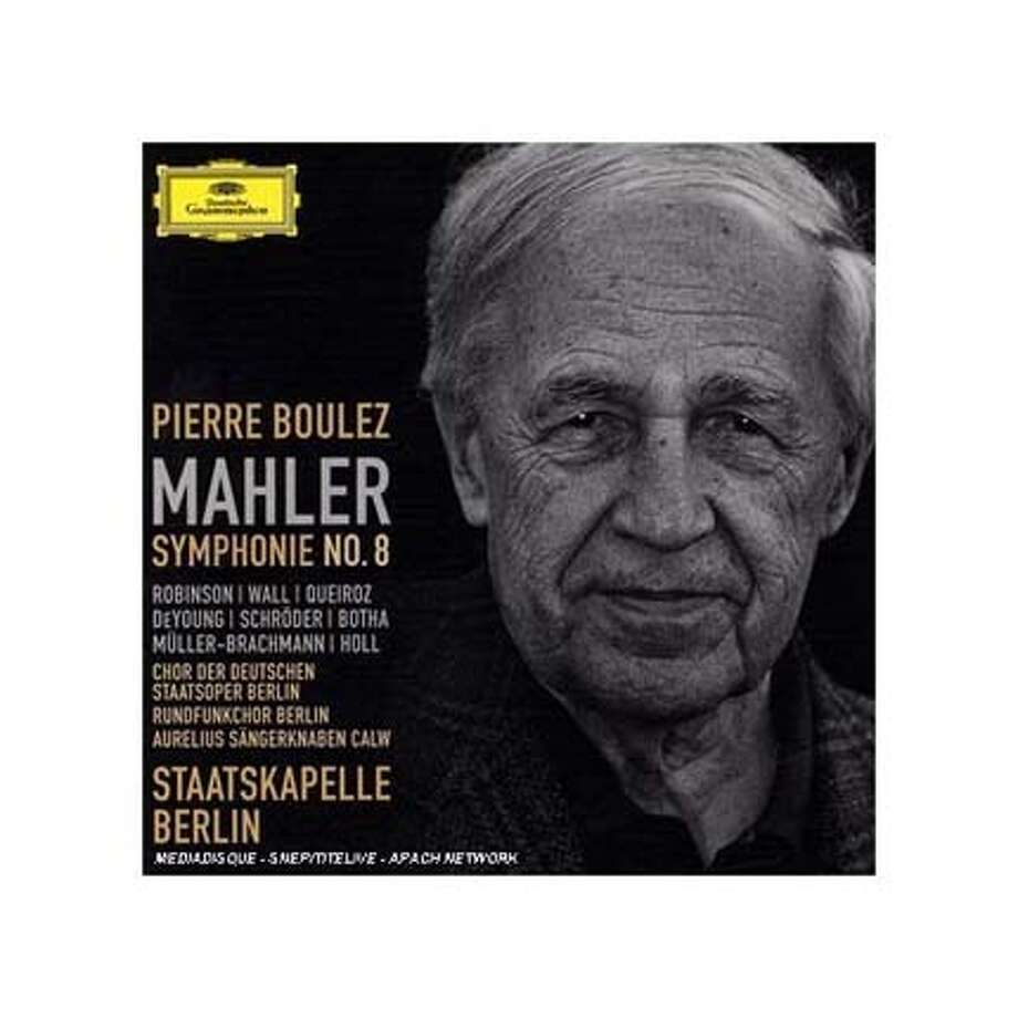 """Mahler's Symphony No. 8"""