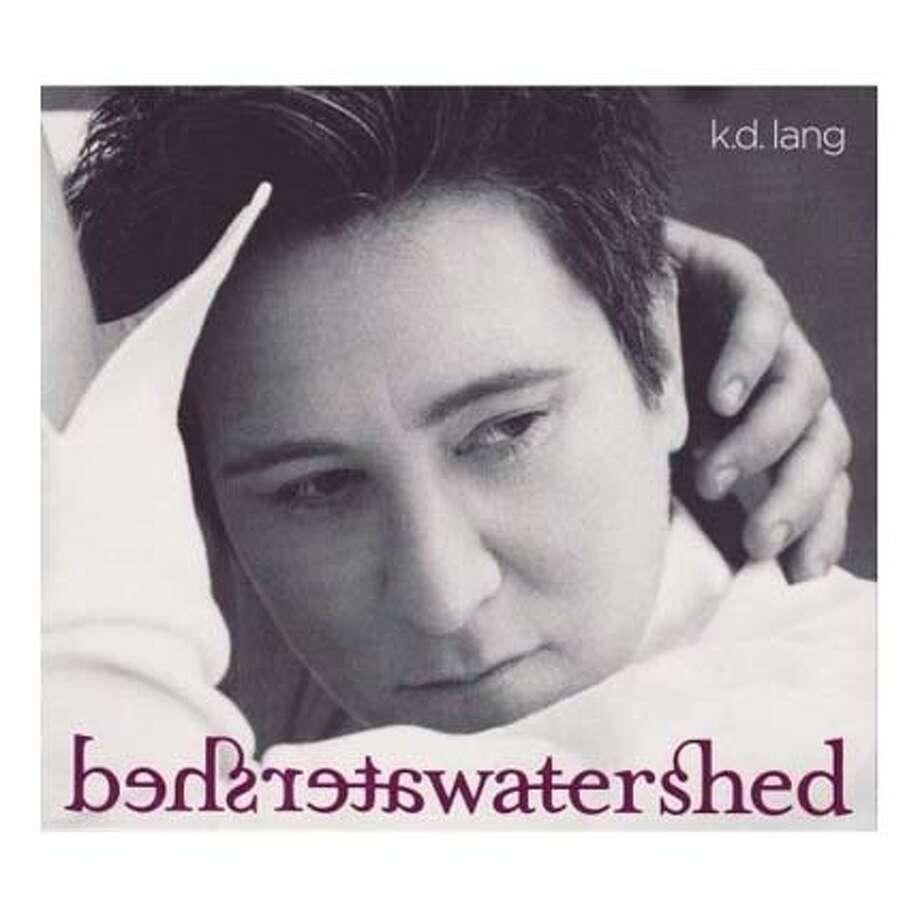 "k.d. lang: ""Watershed"""