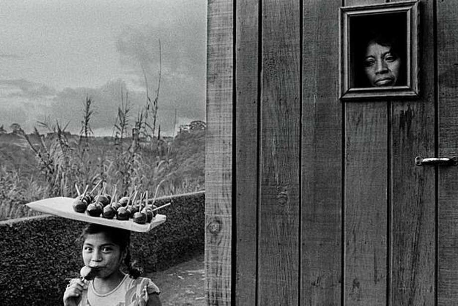 "Sebastião Salgado's ""Guatemala, 1978"" finds the  locals in remote villages just as industrialization is about to change their lives forever. Photo: Sebastiao Salgado / Amazonas"
