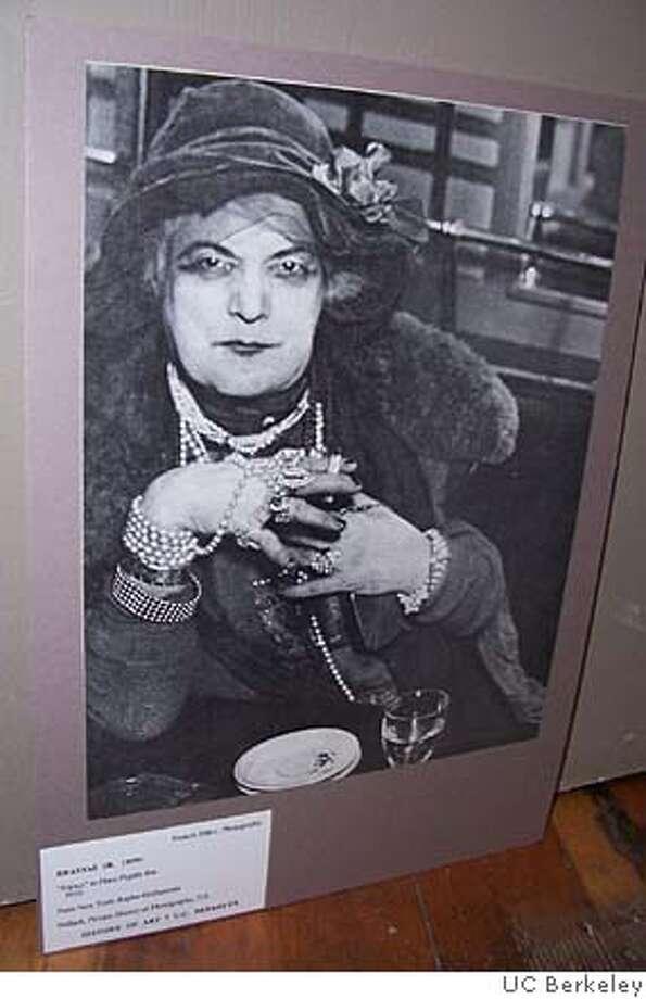 A sample of the East Bay Depot's art history prints Photo: Ho