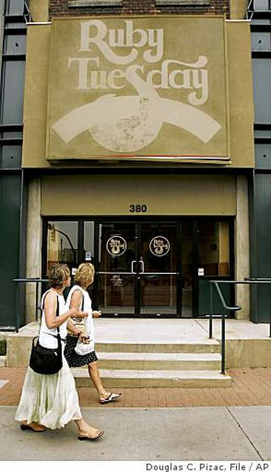 FILE - In this July 18,2006 file photo showing a vacant restaurant location near the home of the Utah Jazz and the convention center, in Salt Lake City. A review of state records shows that Utah is quickly running out of liquor licenses for bars and restaurants, creating the possibility that Salt Lake City won't be able to create for years to come the downtown entertainment district tourism leaders are craving. (AP Photo/Douglas C. Pizac,File) Photo: Douglas C. Pizac, File, AP