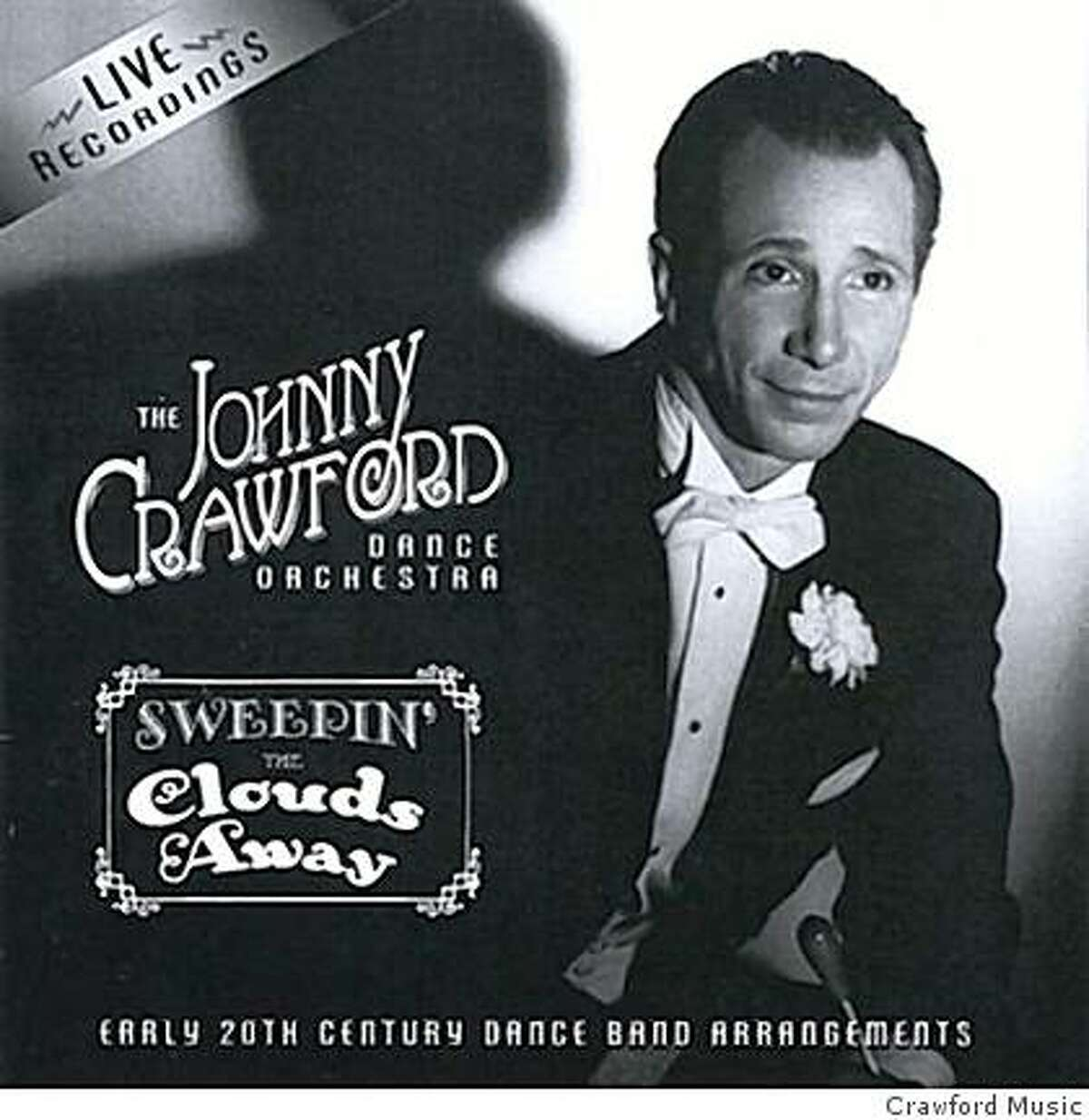 Johnny Crawford CD C over