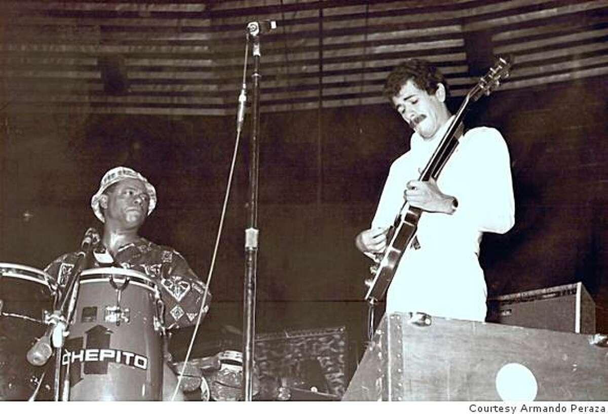 Armando Peraza & Carlos Santana (1973)