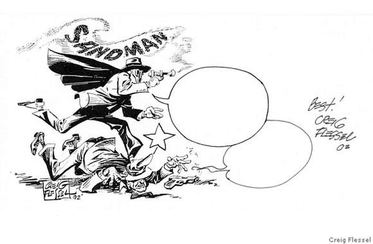 illustration by Creig Flessel