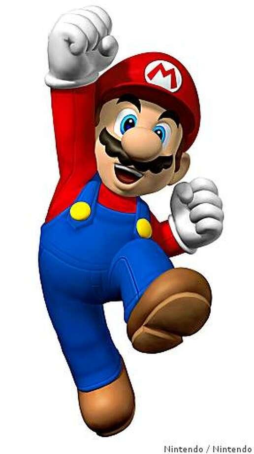 Mario of the Super Mario Bros. Photo: Nintendo