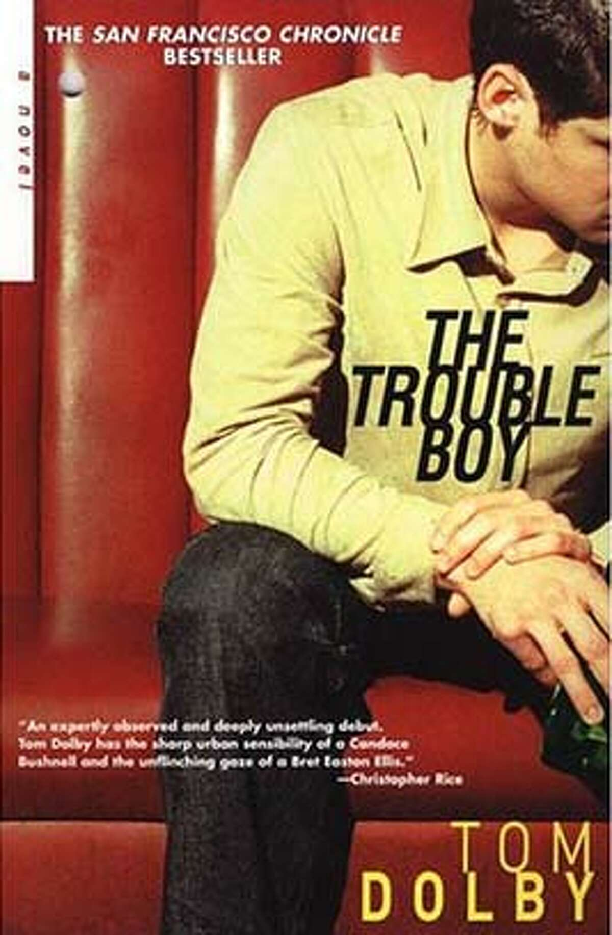 The Trouble Boy (Paperback) by Tom Dolby (Author)