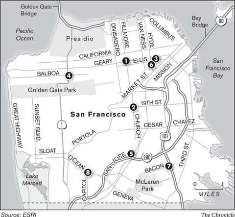 Ghastly streetcar death ups rising Muni toll - SFGate