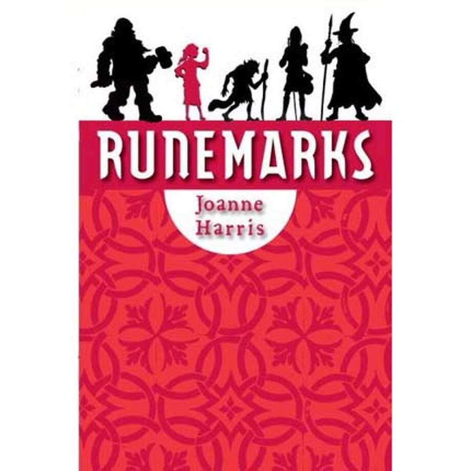 cover of Runemarks Photo: Ho
