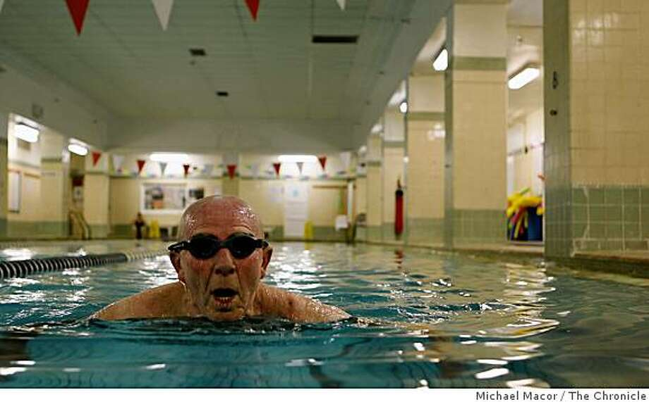 S f central ymca members sad it will close sfgate for Swimming pool contractors san francisco bay area