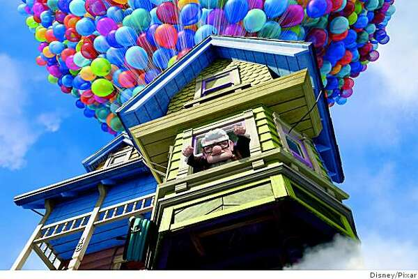 "Carl Fredricksen in ""UP"""