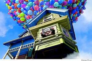 "Carl Fredricksen in ""UP"""